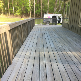 deck maintenance mooresville nc