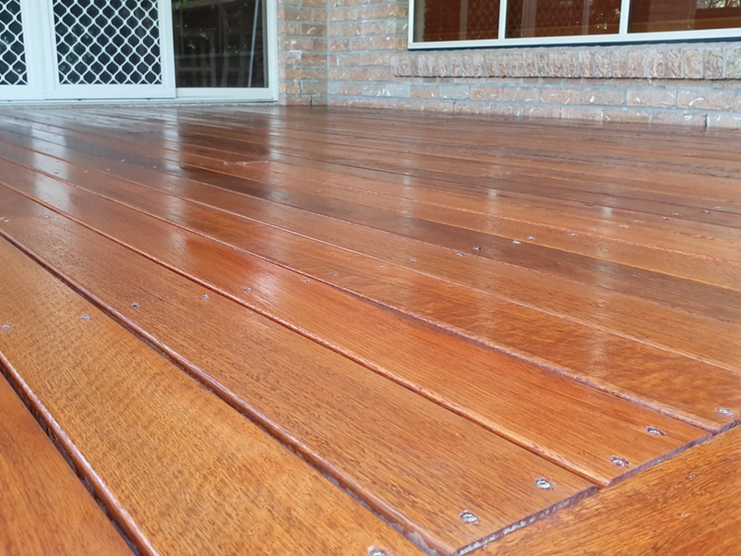 What can we do for your backyard deck?